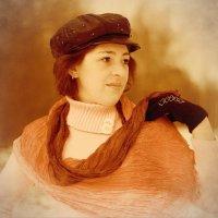 Портрет незнакомки :: Алла Мещерякова