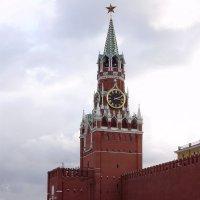 Кремлевские куранты. :: Сергей Харченко