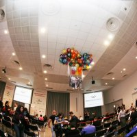 Инфоконференция-2011 :: Gabrielle Grace