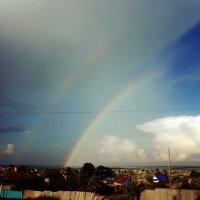 Двойная радуга :: Тимка Шварц