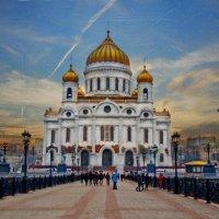 Храм Христа Спасителя :: Николай Шлыков
