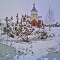 Церковка :: Александра Ремезова