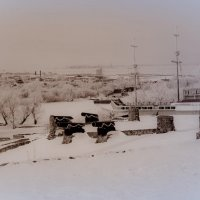 Местный пейзаж :: Юлия Золотарева