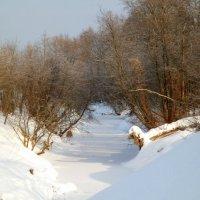 Река Русса :: Андрей Комраков
