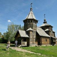 Воскресенская церковь 1776года :: Василий Каштанюк