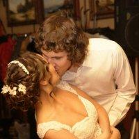 Первый поцелуй :: Татьяна Морозова