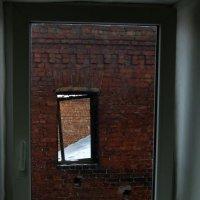 А из нашего окна... :: Андрей Черемисов