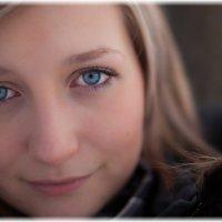 голубые глазки :: Денис Толстов