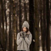 Однажды в парке :: Елена Баранова