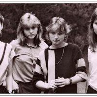 Мои вчерашние подружки... 1987 :: Константин Нусенко