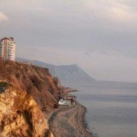 Кавказские горы 2 :: Alex Romanov