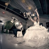 Банкет - свадебный фотограф :: Антон Летов