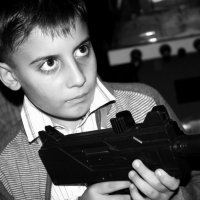 Боец :: Наталия Белогур