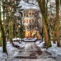 Гомель,дворец Румянцева-Паскевича :: Александр Гавриленко
