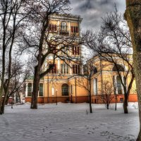 Гомель,дворец Румянцева-Паскевича. :: Александр Гавриленко