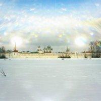 Тихвин. Тихвинский Богородице-Успенский мужской монастырь :: Виктория Задорская