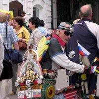 День города в Плёсе. :: Евгения Тузова