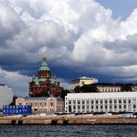 Православный храм в Хельсинки.. :: Маргарита Сташкова