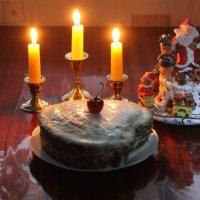 Рождественский пирог :: Надежда Мартюшева