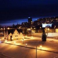 ночной город :: Анастасия Пирогова