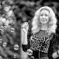 Мыльные пузыри :: Дмитрий Овчинников