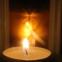 свеча :: Мария Юртаева