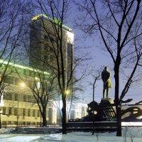 красные ворота :: Константин Кокошкин
