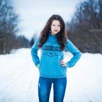 Где-то на дороге :: Елена Баранова