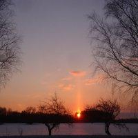 Там, где была любовь Там догорает закат... :: Mariya laimite