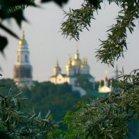 ...монастырь... :: Александр Садовский