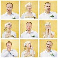 Свадебный коллаж :: Vadim Тимко