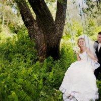 свадебные качели :: Vadim Тимко