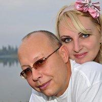 Лана и Виктор :: Натали Глухова