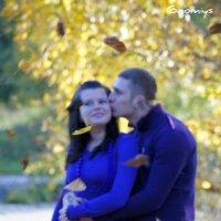 Осенняя Love Story :: Любовь Кучерук