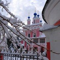 Зима у св.Георгия :: Сергей Гришунов