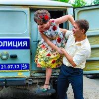Артем и Людмила :: Юрий Ишкин