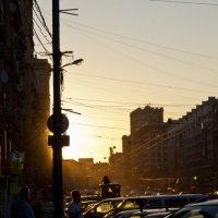 Московское утро :: andre bakhvalov
