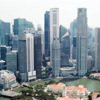 Marina Bay, Singapore :: Д guuver