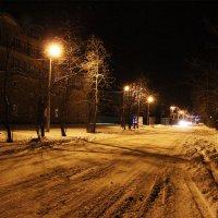 Зимний вечер. :: Александр Кемпанен