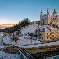 Зимний город. :: Александр Рамус