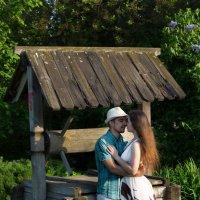 Влюбленные :: Irina Rudakova