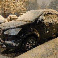 снежно ... :: demyanikita