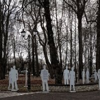 Парк призраков :: Владимир Бровко