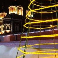 В Старой Церквушке! :: Алексей Лукаев