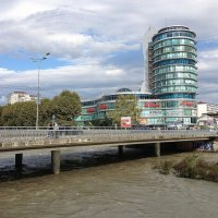 Река Сочи после дождя :: Tata Wolf