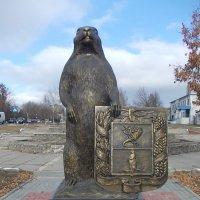 Памятник сурку-защитнику :: Викторина Срыбна