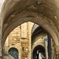 Улочки Иерусалима :: Владимир Колесников