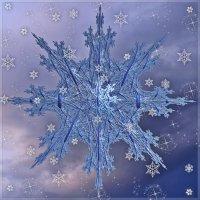 ***Снежинка*** :: Юлия Z