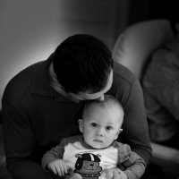 Отец и сын :: Александр Комов
