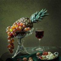 Сыр, вино и фркуты :: Ирина Приходько